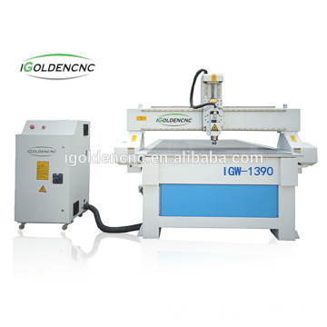 working size 1300*900mm woodworking cnc router for wood furniture