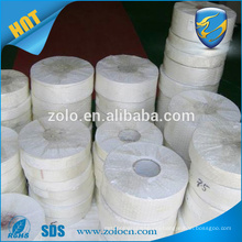 Destructible sticker paper roll, self adhesive vinly eggshell sticker, Destructible paper origin material