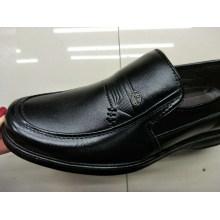 Синтетическая кожа PU искусственная обувью мужчин Отделочное обувь