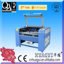HUAGUI CO2 láser máquina de corte para cortadora de tela venta