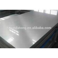 Plaque d'aluminium 6061