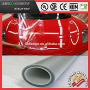 PVC material car body Scratch resistant film 1.52*15M car paint protection