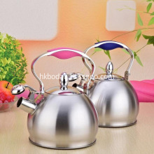 Stainless Steel Thickening Home Whistle Mini Kettle
