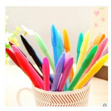 Werbeartikel Highlighter Maker fluoreszierender Stift, Stift mit normaler Größe