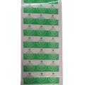 Die Cut Green Custom Logo Printing Stickers/Wall Sticker/Paper Sticker
