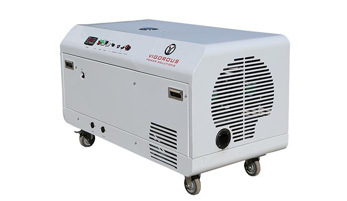 6KW Ultra-silent Gasoline Generator