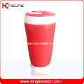 350ml Plastic Double Layer Cup Lid (KL-5015)