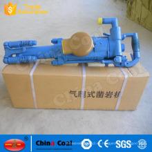 Perforadora neumática de la dirección horizontal YT28 para la explotación minera subterránea