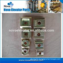 Elevador Zinc Plating-yellow Rail Clip