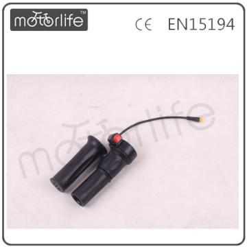 MOTORLIFE throttle for electric bike, electric throttle grip, e-bike switch
