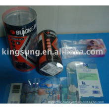 Transparent plastic PVC BOX ( PET,PC BOX )