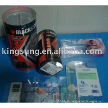 Caixa de PVC transparente de plástico (PET, PC BOX)