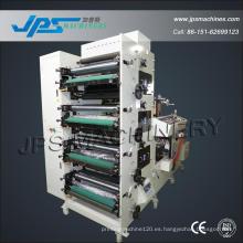 Máquina de impresión de cuatro colores de ancho de 650 mm