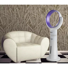 Tall Standing Tower Bladeless Fan with humidifier , fan with water
