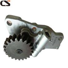 PC130-7 P / N 6207-51-1201 pompe à huile moteur