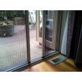 Écran d'insecte rétractable personnalisé pour grandes portes