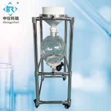 Embudo de cerámica de filtro de vacío de laboratorio