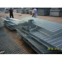Plate-forme de grille en acier
