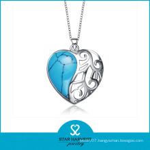 Best Selling Turquoise Pendant (SH-N0120)