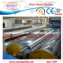 Cast Film Extrusion Line PP, PE with CE Certificate