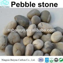 Галечный камень для ландшафтного дизайна мощения камня Камушка