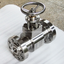 Forged Steel Hastelloy Alloy Globe Valve