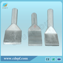 OEM for Anti Lightning Fitting Aluminium-copper Bimetal Transition Terminal Connectors supply to Estonia Wholesale