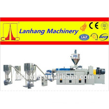 PVC Plastic WPC Hot Cutting Pelletizing Line