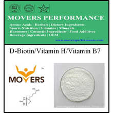 Nutrition Supplement D-Biotin/Vitamin H/Vitamin B7