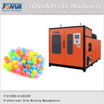Automatische Sea Ball Kunststoffmaschine für PE / PVC