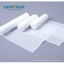 Bandage chirurgical PBT avec Ce et ISO approuvé