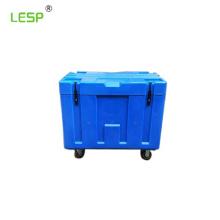 High Quality Custom Big Dry Cooler Cart Ice Chest Box