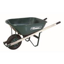 Gartenarbeit / Bau-Rad-Karren-Heimwerker 6 Cuft Soem