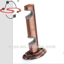 28-миллиметровый металлический двойной кронштейн для занавеса