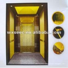 Sanyo 450 Kg Samll MRL Gearless Passenger Elevator