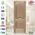 Dark Color EV OAK MDF Factory Door Skin