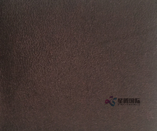 Double Face Water-wave Wool Fabric