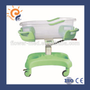 FC-8-2 Hospital Equipment ABS Baby Cart
