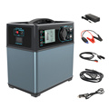 300 W portable solar generator for RV