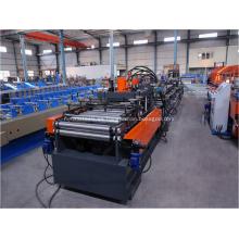 Máquina de formación de correas CZU cambiable completamente automática
