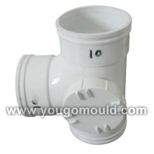 T Side Port Mould