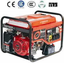 Générateur d'essence à démarreur à distance à moteur (BH8500)