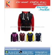 Hochwertige Jacke Sublimation Uni-Jacke