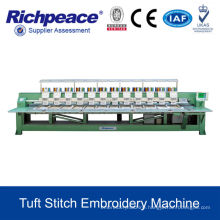 Richpeace pricise computerized embroidery machine 12 heads