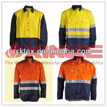 Cotton mosquito proofing mining shirt for industry workers  Cotton mosquito proofing mining shirt for industry workers