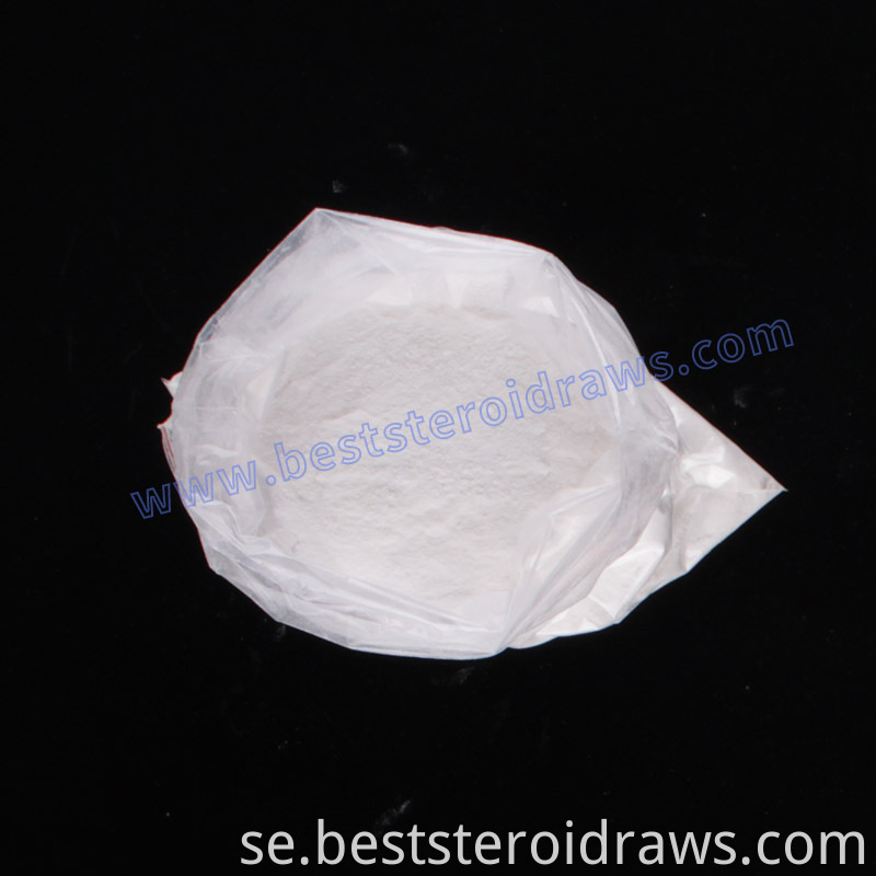 Methenolone Acetate raws