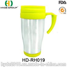 Tasse à café thermique en acier inoxydable de 14 oz avec poignée