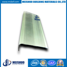 Extruded Aluminum Building Inside Metal Stair Nosings for Pedestrian Safety
