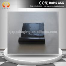 Bonne résistance à la traction résistance à la perforation film mylar noir