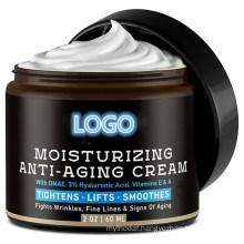 OEM Custom Anti Aging Facial Skin Care Men′s Face Cream Moisturizer